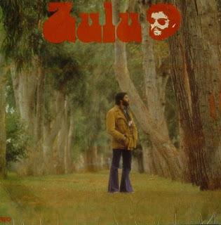 ZULU Rare PERU LATIN PROG 1969