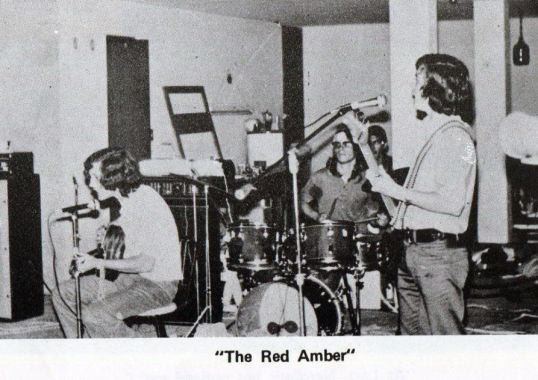 red-amber