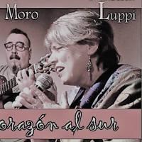 Marina Luppi y Orlando Moro en el Kuntur Rock