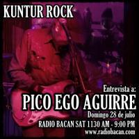 Pico Ego Aguirre en el Kuntur Rock (Especial Fiestas Patrias)
