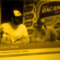 Kausachun rock : Los Zanys en Radio Bacán 1130 AM