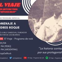 Programa N° 30: Homenaje a Andrés Roque (compositor de Los Belkings) #RockPeruano