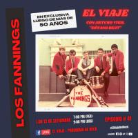 #ElViaje 41: Los Fannings #RockPeruano #Barranco